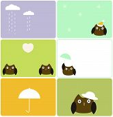 Weather Owls poster