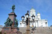 Estatua del Zar ruso Alejandro Ii, Helsinki