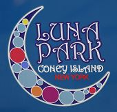 Emblema do Luna Park de Coney Island