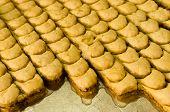 Sweet Turkish Baklava