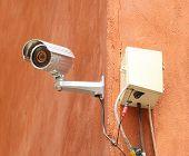 Security Camera Cctv And Box Control