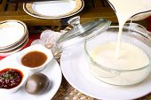 China Delicious Food-- Soya Milk