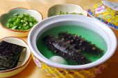 foto of slug  - food in china - JPG