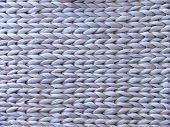 Vegetal Fiber Textile Background