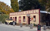 Historic Cardrona Hotel In Central Otago, New Zealand