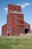 Canadian Prairie Grain Elevator