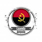 stamp Angola