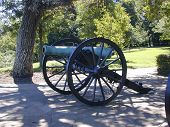 Cannon At Chattanooga