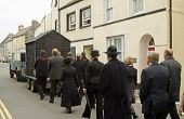 Dylan Thomas Procession, Laugharne