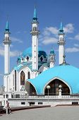 Kazan Kremlin, Kul Sharif Mosque And