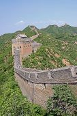 Great wall of China - JinShanLing neat Beijing, China