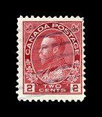 Canada stamp 1911