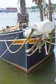 Bowsprit Of 19Th Century Fishing Schooner