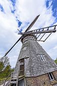 Dutch Windmill In Benz