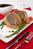 picture of beef wellington  - Beef Wellington  - JPG