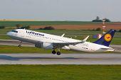 A320 Lufthansa
