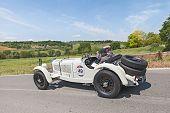 Mercedes-benz 710 Ssk (1928) In Mille Miglia 2014