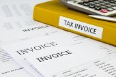 Bills, Tax Invoice And Purchase Orders