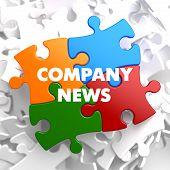 Company News on Multicolor Puzzle.