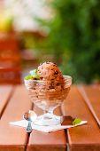 Home Made Ice Cream - Parfait