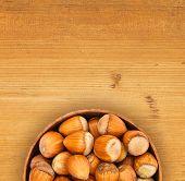 Hazelnuts In Pot