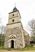 St. Petri Church In Benz, Germany