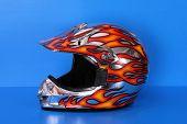 Bike Racing Helmet