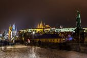 Karlov Or Charles Bridge In Prague