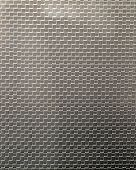 Pattern On The Sheet Steel