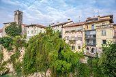 View At The Cividale Del Friuli