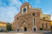 Cathedral Santa Maria Maggiore In Udine