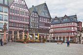 Frankfurt Am Main. Historical Center