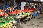 Georgian Market, Telawi, Georgia, Europe