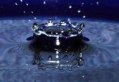 Water Drop Crown