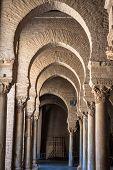 The Great Mosque Of Kairouan, Tunisia, Africa
