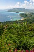 stock photo of jamaican  - Jamaican Beach - JPG