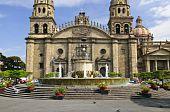 Guadalajara Cathedral In Jalisco, Mexico