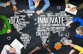 image of objectives  - Innovation Inspiration Creativity Ideas Progress Innovate Concept - JPG