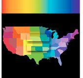 image of supreme court  - A graphic to celebrate America - JPG