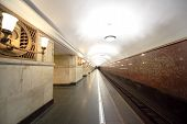 National Architecture Monument - Metro Station