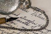 Tempo de escrita