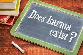 stock photo of karma  - Does karma exist - JPG