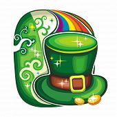 St. Patrick's Day icon series 1