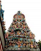 image of kali  - Sri Veeramakaliamman Temple dedicated to the goddess Kali in Singapore - JPG