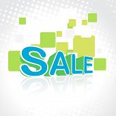vector sale background art