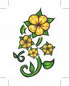Flowertat.eps