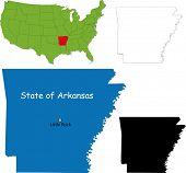 State of Arkansas, USA