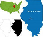 State of Illinois, USA