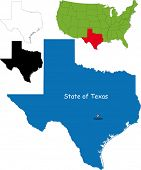 Estado de Texas, Estados Unidos