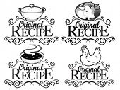Original Recipe Seals Collection